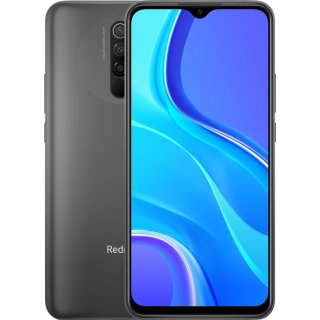 Xiaomi Redmi 9 64GB DS Grey 6,5 EU Android